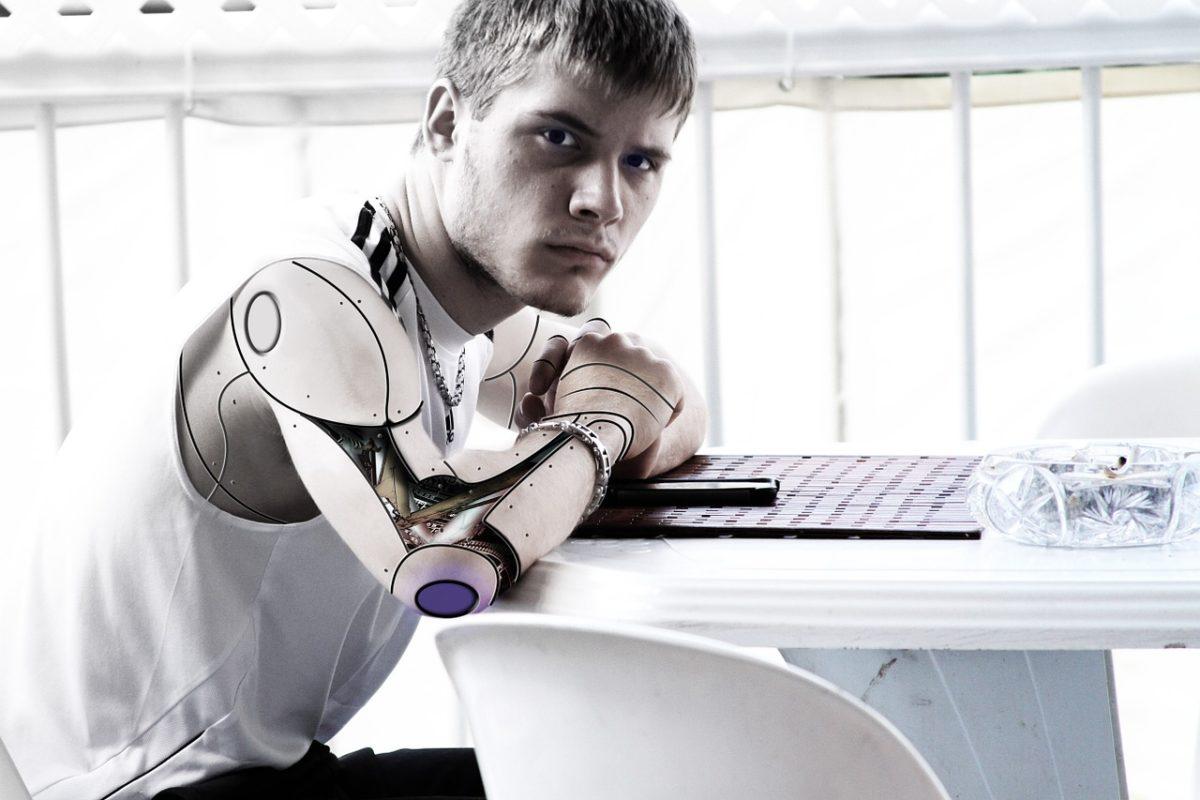 ロボットとAI