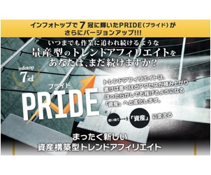 PRIDE2のランキング用サイズ