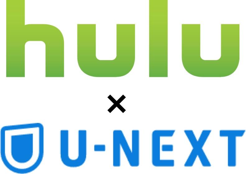hulu×U-next