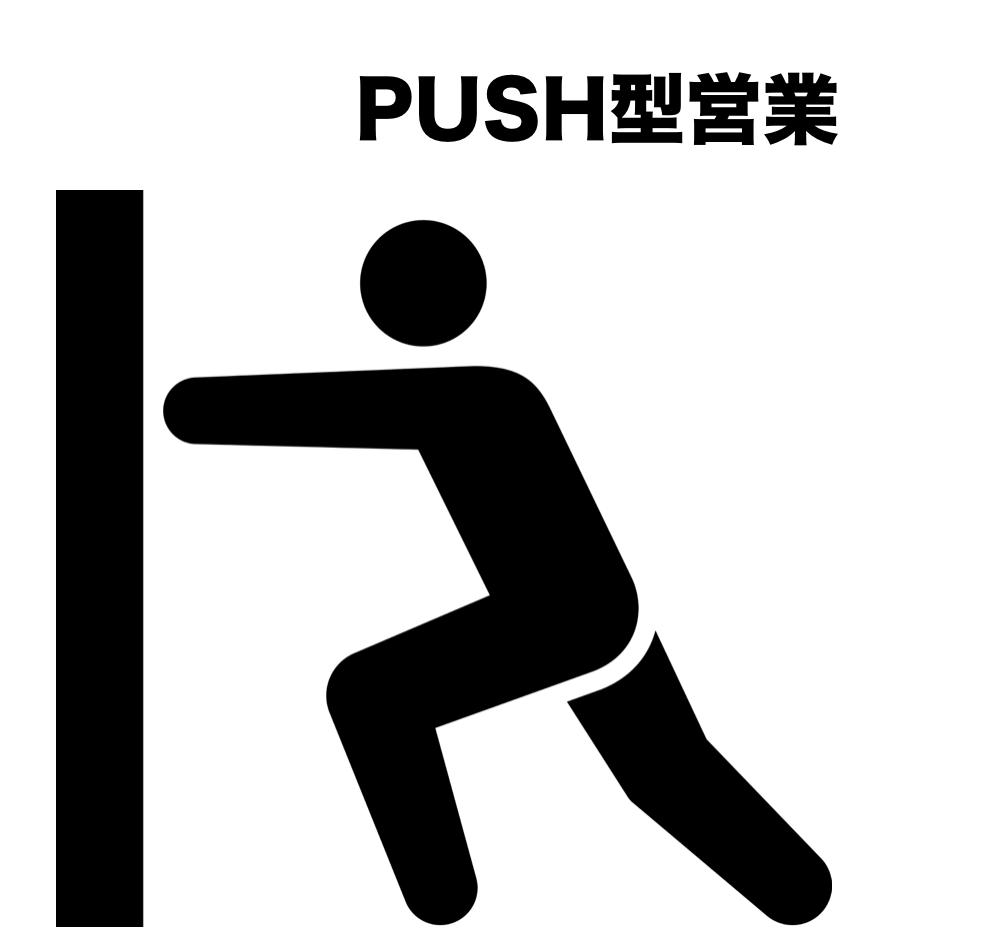PUSH型