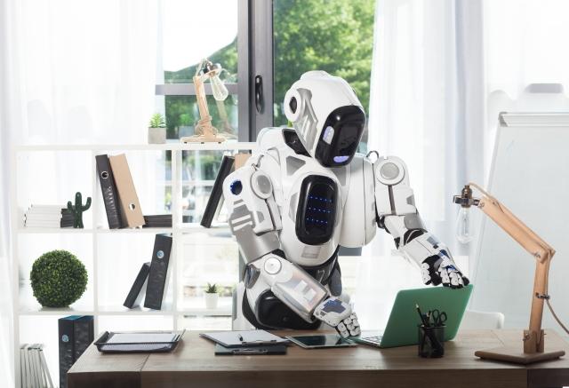 ロボット作業