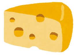チーズのフリー素材