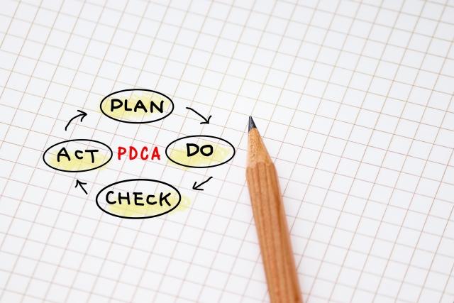 PDCAサイクル改善